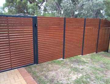 Gates, Screens & Fencing