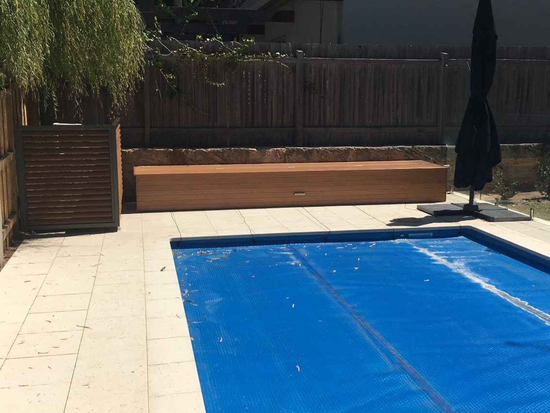 Above Ground Pool Blanket Boxes Pool Blanket Boxes
