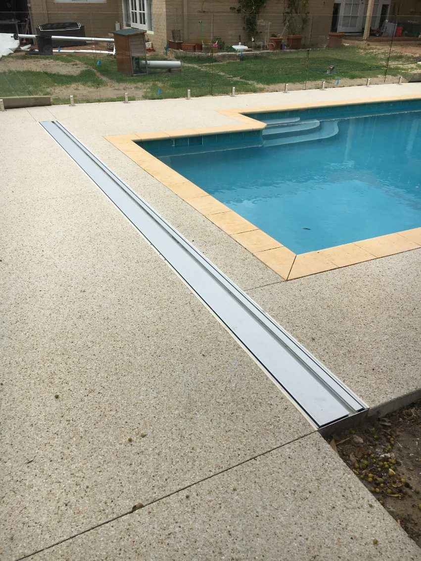 Below Ground Pool Cover | Pool Blanket Boxes